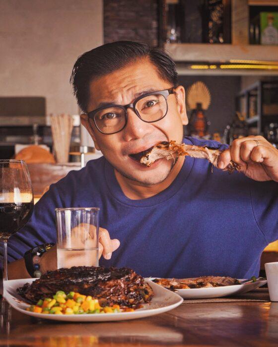 seared steaks and chops