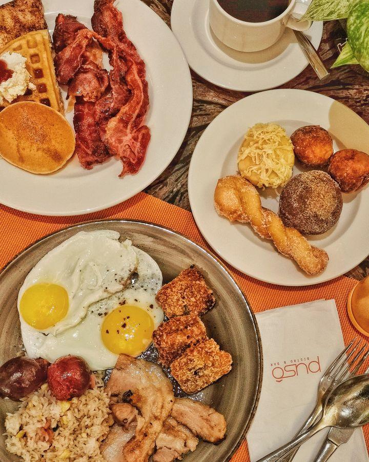 Quest Hotel & Conference Center - Cebu Breakfast Buffet