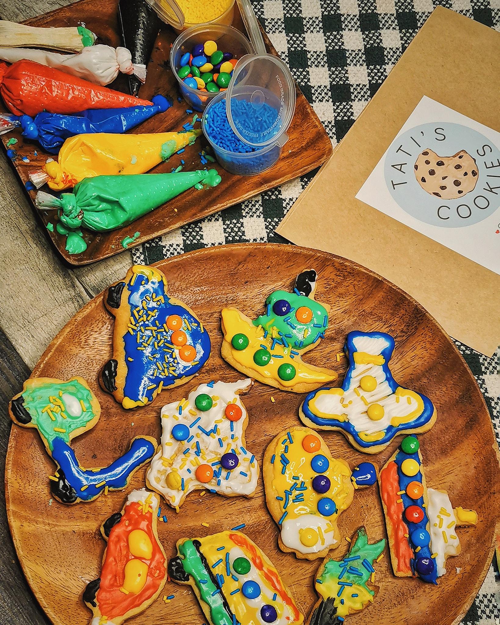 Tati's Cookies Cebu